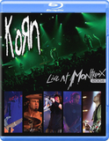 Korn ‎/ Live At Montreux 2004 (Blu-ray)
