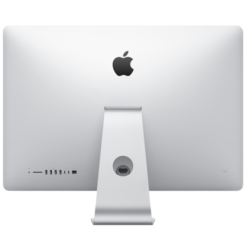 Apple iMac (2019) 21.5-inch, Intel Core i5, 3.0 6C/8GB/1TB FD/Radeon Pro 560X, Silver (серебристый) (MRT42RU/A)