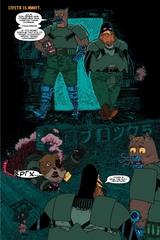 Псы. Galaxy Gang. Добро Пожаловать на Хунд. Обложка ComicCon SPB