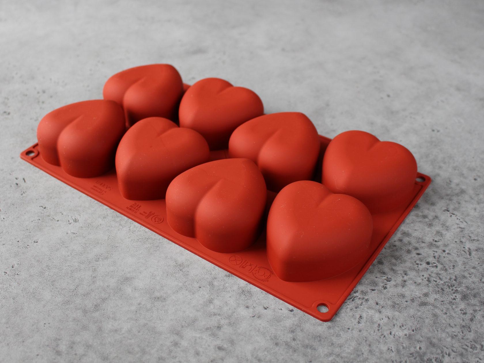 Силиконовая форма  «Сердце»