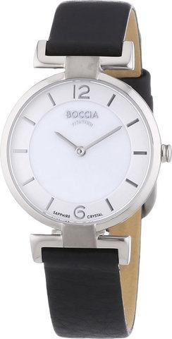Купить Женские наручные часы Boccia Titanium 3238-01 по доступной цене