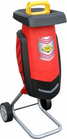 Измельчитель садовый DDE SH2540 Вомбат 2500Вт, 3650об/мин, до 40 мм, колёса, 11.9 кг (SH2540)