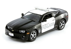 Chevrolet Camaro SS Police Texas USA 1:43 DeAgostini World's Police Car #30