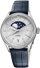Женские швейцарские часы Oris 01 763 7723 4951-07 5 18 66FC