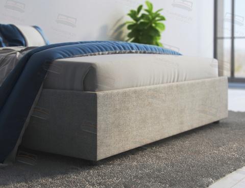 Кровать без изголовья  Сонум Scandinavia с подъемным механизмом