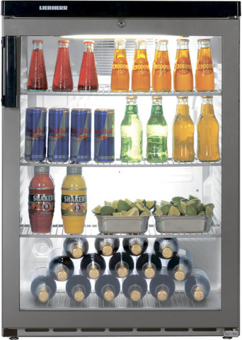 фото 1 Холодильный шкаф Liebherr Fkvesf 1803 на profcook.ru