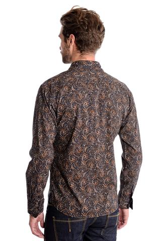 Рубашка мужская  M522-07A-33PC