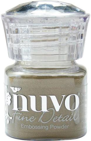 Пудра для эмбоссинга NUVO - classic gold - detail
