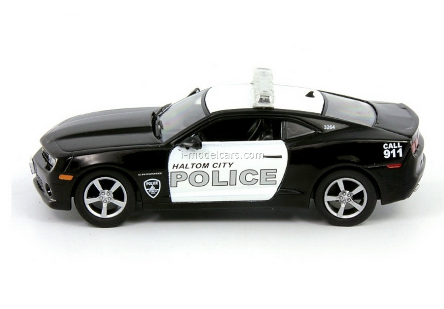 MODEL CARS Chevrolet Camaro SS Police Texas USA 1:43