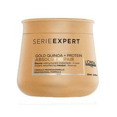 L'Oreal Professionnel Absolut Repair Gold Quinoa + Protein - Восстанавливающая маска с кремовой текстурой