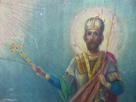 Иоанн Воин икона