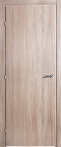 Дверь Краснодеревщик ДГ 5000, цвет меди акация, глухая