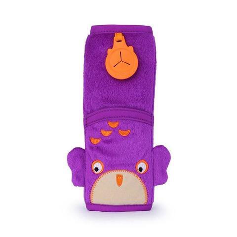 Накладка-чехол для ремня безопасности в авто, сова Ollie