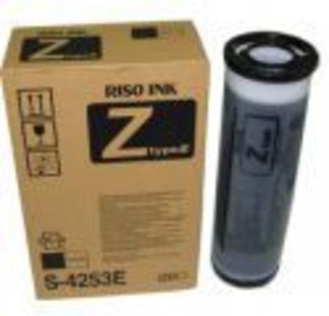 Краска для ризографа RISO Kagaku RZ - черная (1000 ml) (S-4253E)
