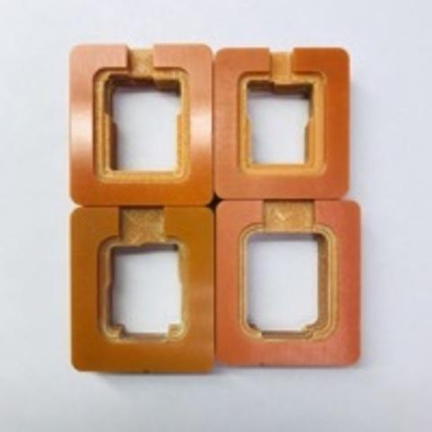 Форма для центровки стекла относительно дисплея для часов Apple Watch