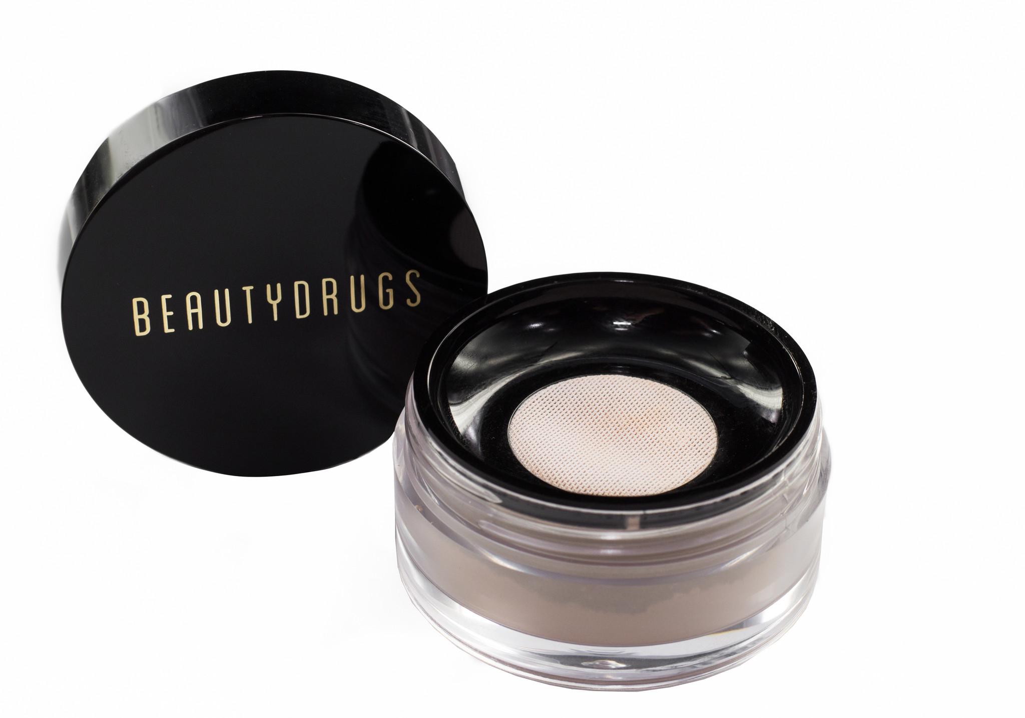 Рассыпчатая пудра - Beautydrugs Miracle Touch Loose Powder HD