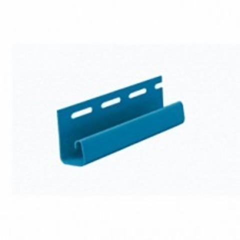 Файнбир J-профиль синий 3,05 м