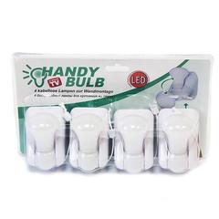 Набор лампочек на батарейках Handy Bulb (4 штуки)