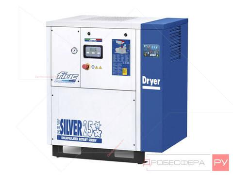 Винтовой компрессор FIAC NEW SILVER D 25