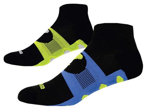 BROOKS ESSENTIAL LOW QUARTER комплект беговых носков