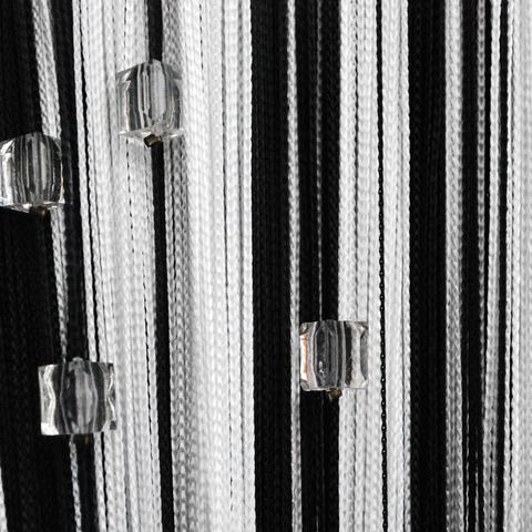 Радуга с кубиками Черно-белая. Ш-300см., В-280см. Арт.32