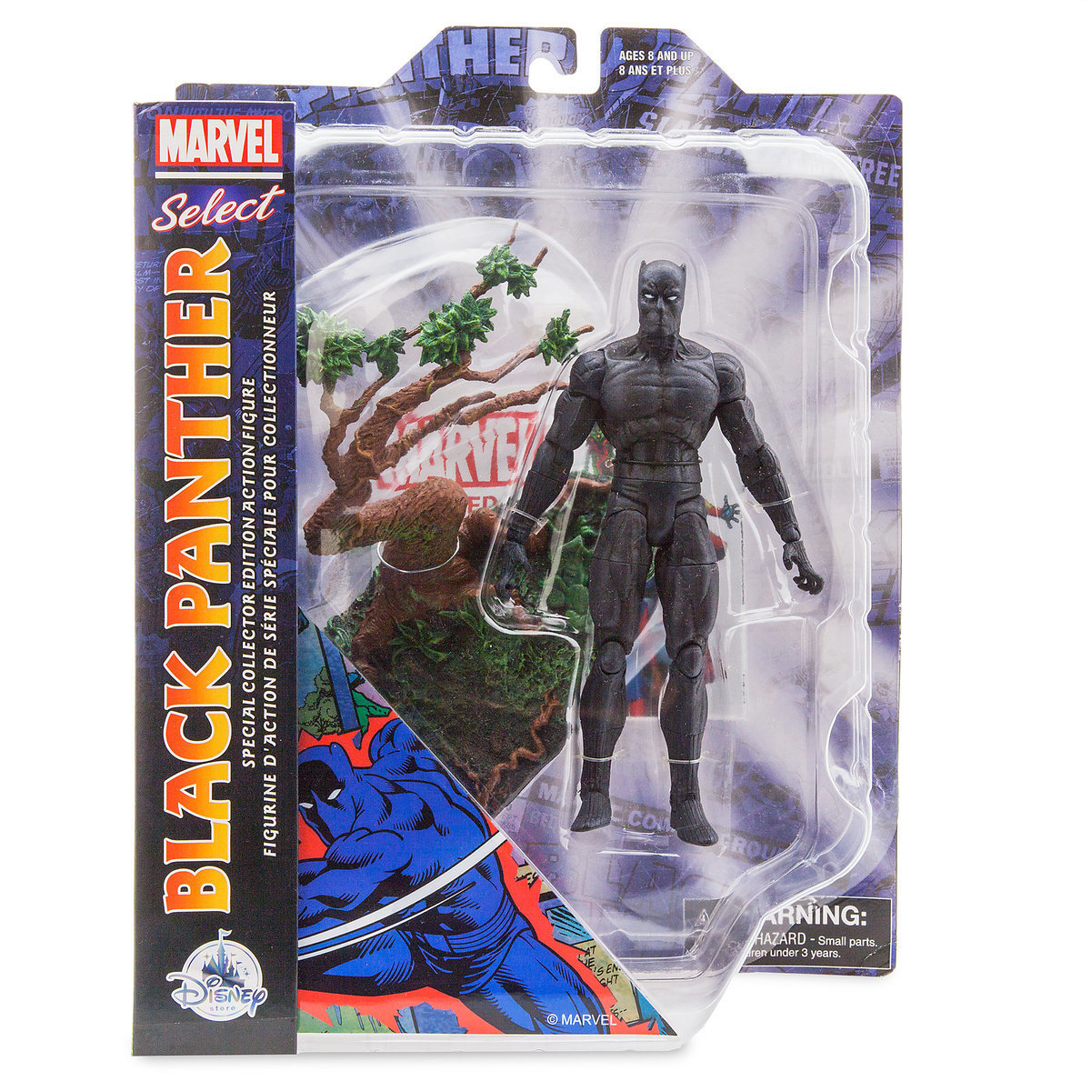 Черная пантера - Marvel Select Exсlusive
