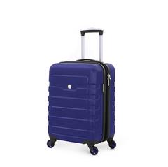 Чемодан WENGER TRESA, цвет синий, 35x24x54 см, 38 л