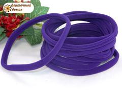Повязка бесшовная фиолетовая 10 мм