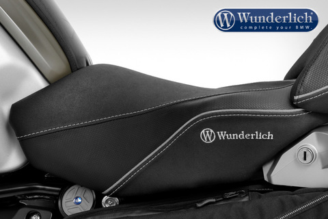 Сиденье ActiveComfort стандартное (с подогревом) BMW R1200GS LC LC/GSA LC черный