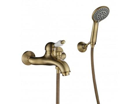 Смеситель Aksy Bagno  Biti 301 Bronze для ванны