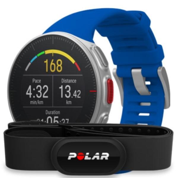 Polar Vantage V Blue HR