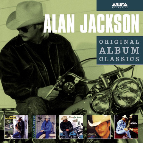 Alan Jackson / Original Album Classics (5CD)