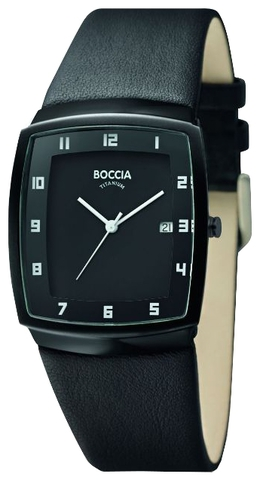 Купить Мужские наручные часы Boccia Titanium 3541-03 по доступной цене