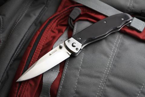 Складной нож Prime 440C Polished