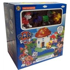 Щенячий Патруль Игровая площадка Домик-грибок