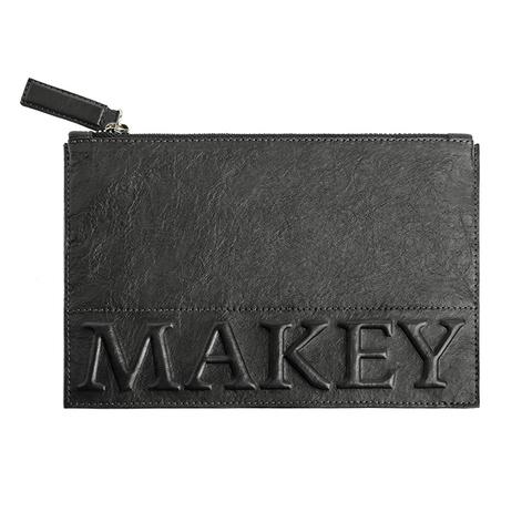 Косметичка «Makey forever!» черная
