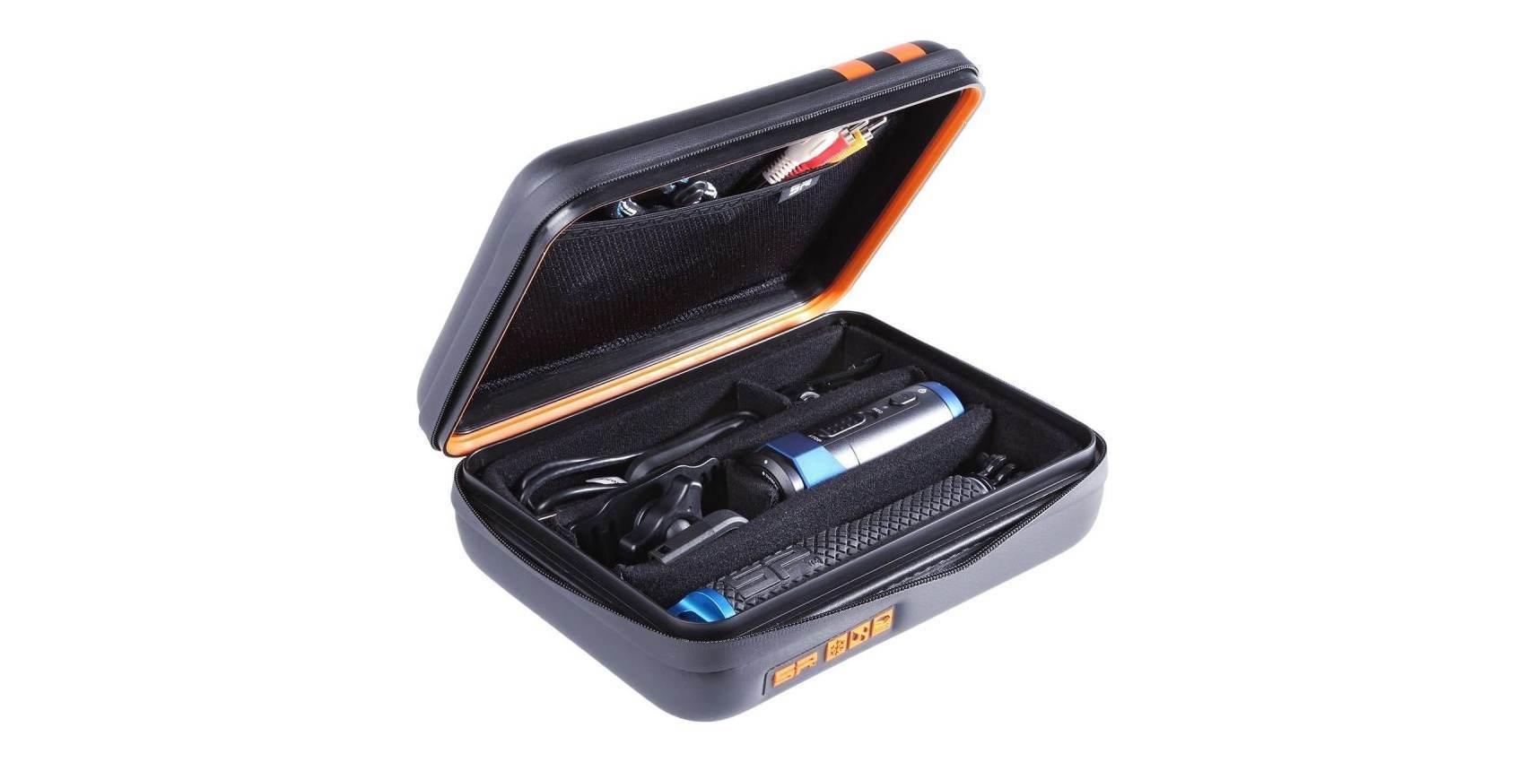 Кейс SP POV AQUA Uni-Edition Case водонепроницаемый открытый с аксессуарами