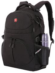 Рюкзак городской Swissgear чёрный