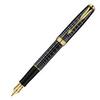 Parker Sonnet - Dark Grey GT, перьевая ручка, F, BL