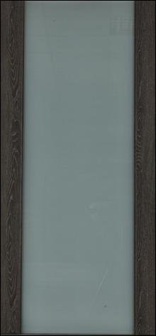 Ладора,3-3, Седой дуб - Белое стекло