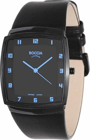 Купить Мужские наручные часы Boccia Titanium 3541-05 по доступной цене