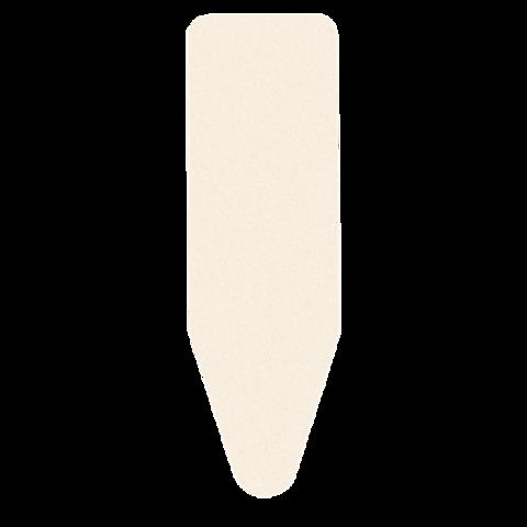 Чехол PerfectFit 124х45 см (C), 4 мм фетра + 4 мм поролона, Экрю, арт. 322167 - фото 1