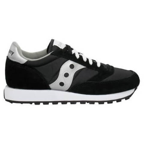 Кроссовки женские SAUCONY Jazz Original Black/Silver