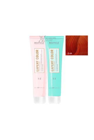 Expert Color Hair Color Cream 8/44 светло-русый интенсивный медный 100 мл