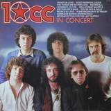 10cc ‎/ 10cc In Concert (LP)