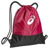 Мешок для обуви Asics TR Core Gymsack 133224-6019 малиновый