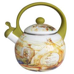 Чайник  2,5л со свистком ЕМ-25001/41