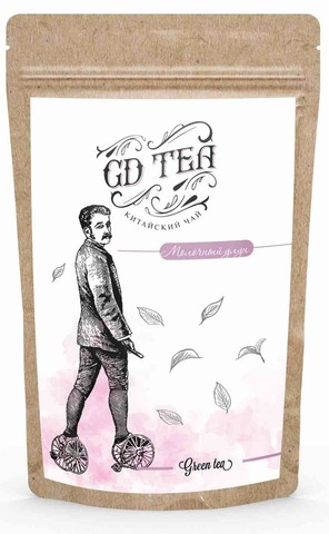 GD Tea Молочный улун 56 г.