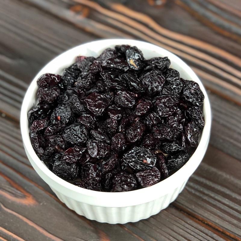 Фотография Черешня черная отборная сушеная без косточки МЫТАЯ (Армения) купить в магазине Афлора