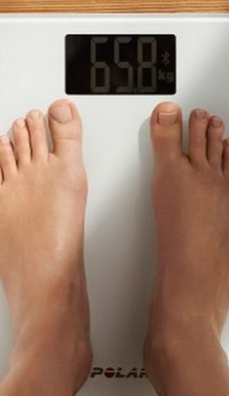 Весы Polar Balance White